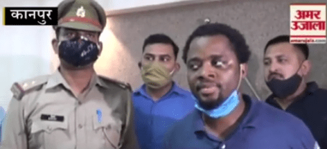 Nigerian national arrested in India for allegedly duping people on social media with promise of sending expensive gifts