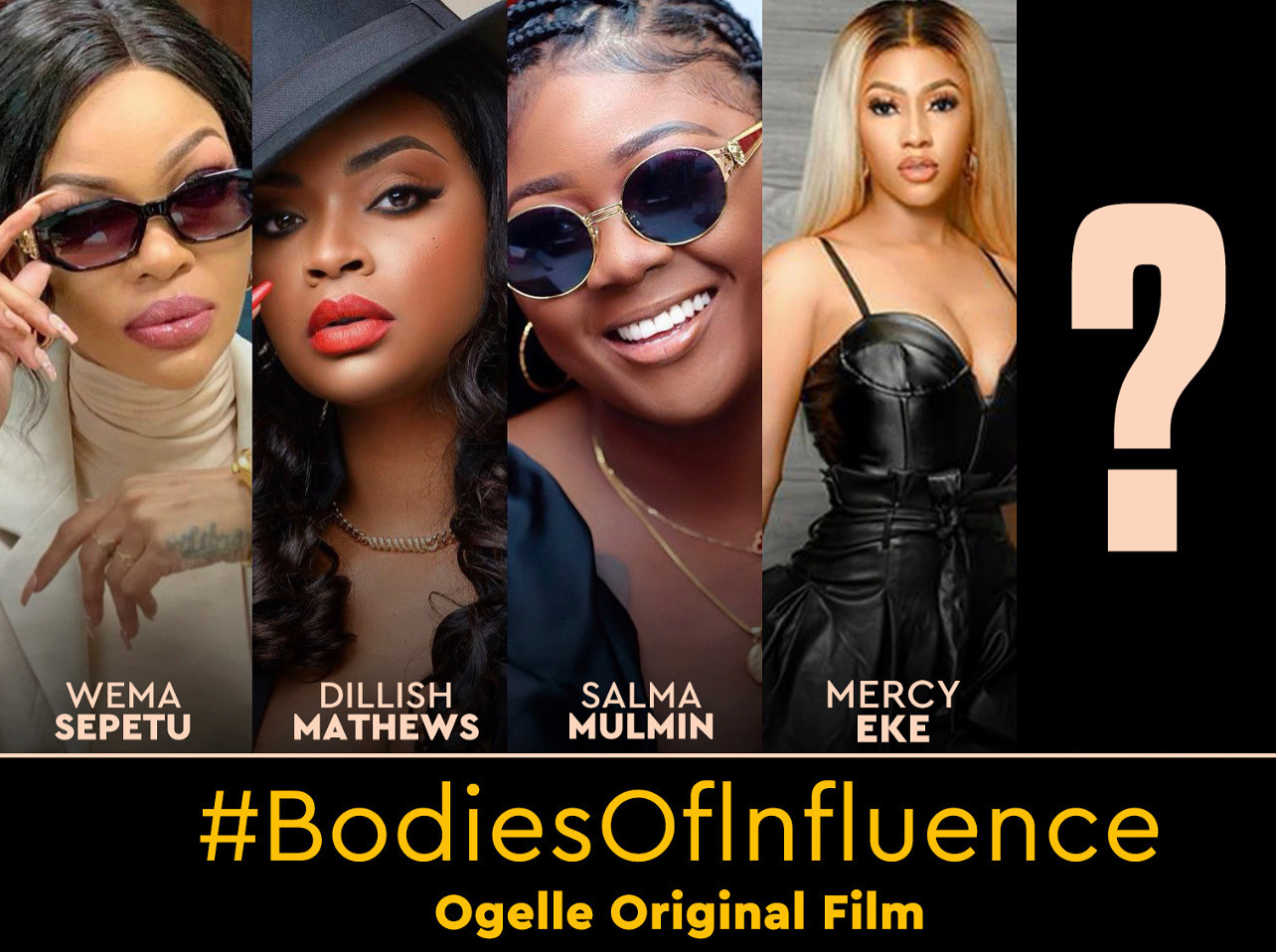 Bodies of Influence: Who's the Next Female Star?