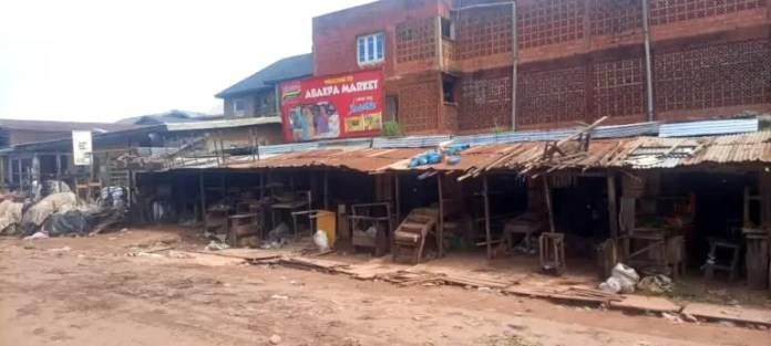 Enugu observes total compliance with IPOB?s sit-at-home order (photos)