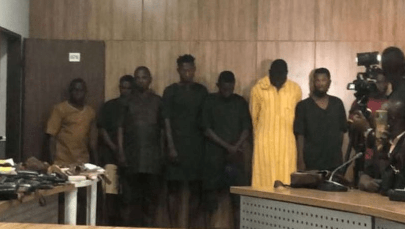 DSS files remand application asking court to cancel Igboho's associates' bail