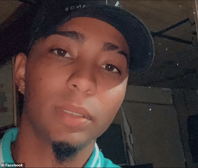 Man, 24, is shot dead by masked gunman in his Puerto Rico apartment while he was livestreaming on Facebook (video)