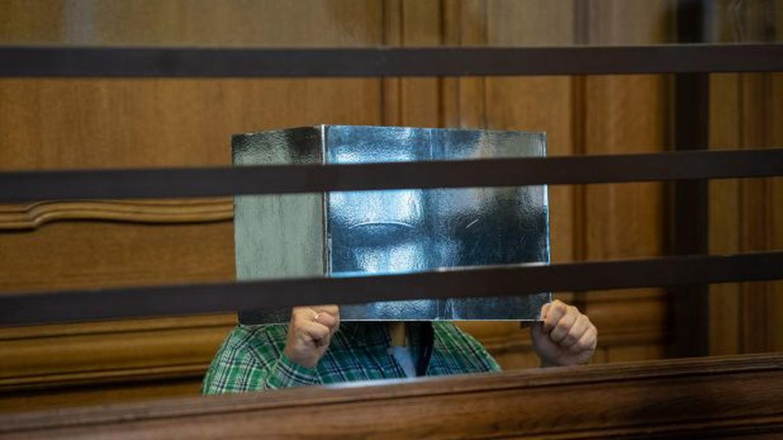Cannibal teacher who killed and ate his