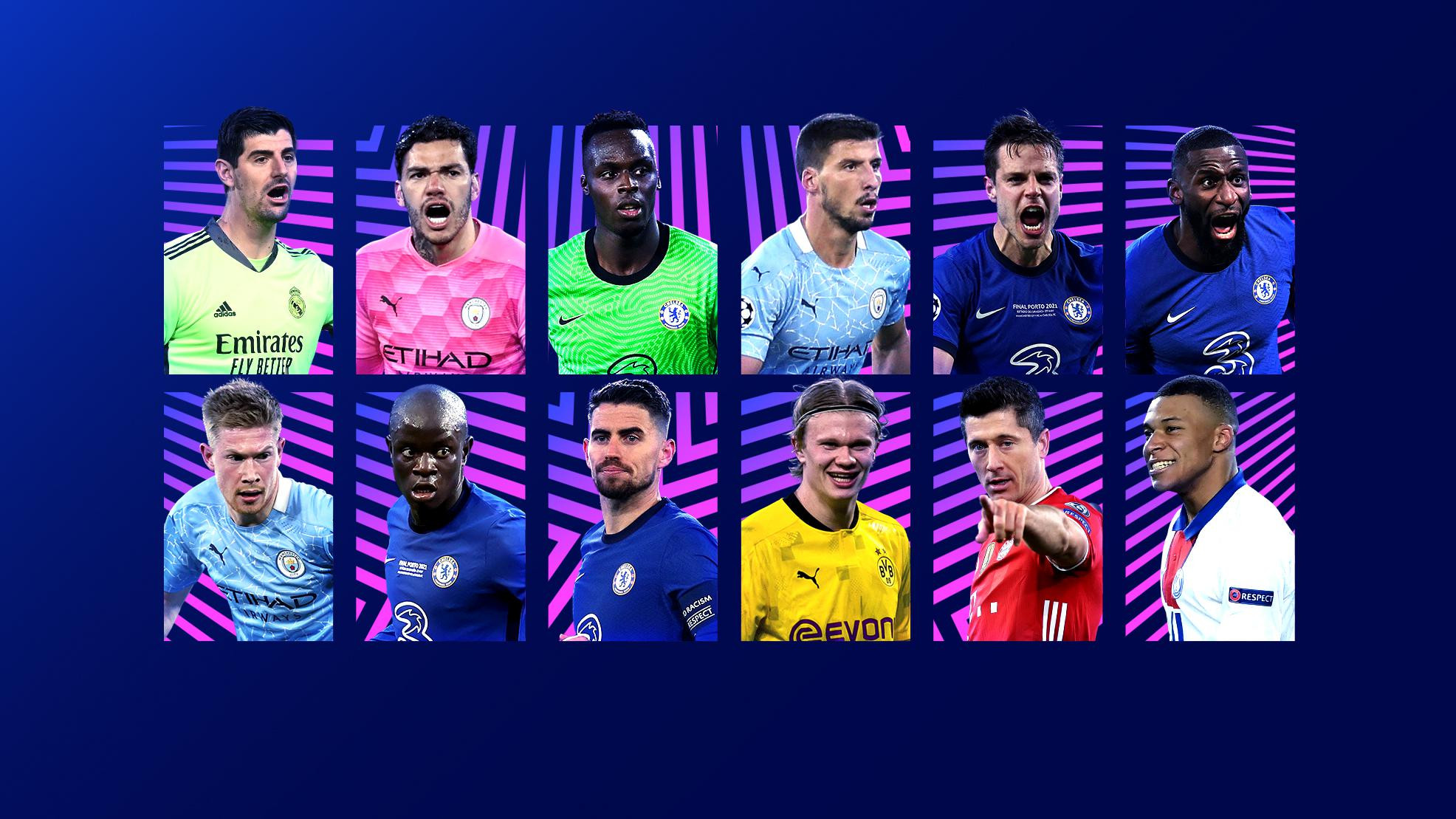 Chelsea bags five nominations for Champions League Player of the Year, with N
