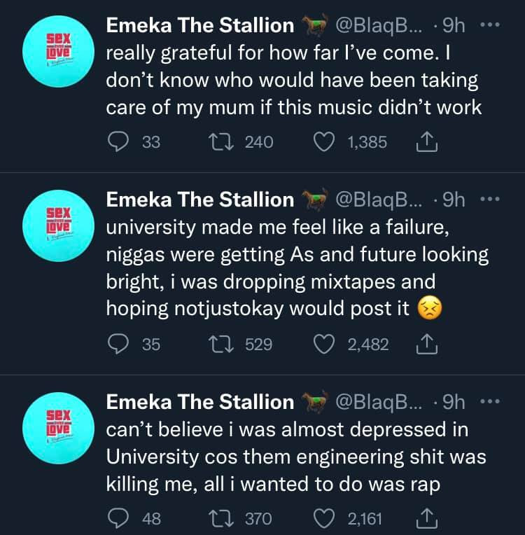 University made me feel like a failure - Rapper Blaq Bonez