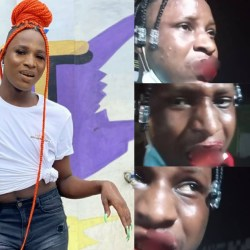 Nigerian crossdresser cries out after he was allegedly assaulted for being effeminate (video)