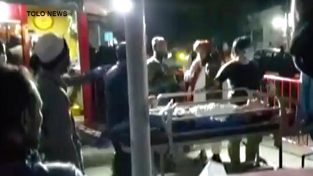 Update:Third explosion occurs in Kabul with at least 60 killed including 12 US marines