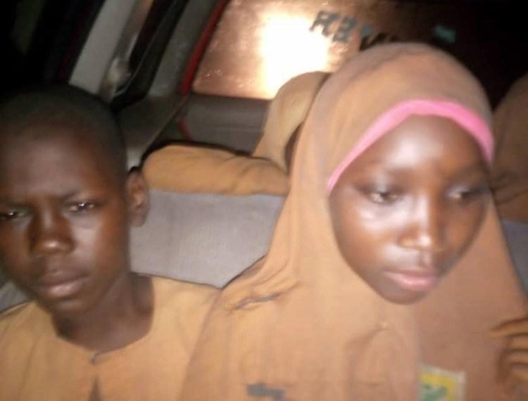 136 Tegina Islamiyya students freed 86 days after abduction