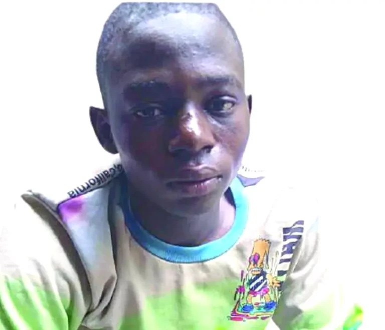 Teenager recounts how he was hypnotised by suspected ritualists who took him to Ondo