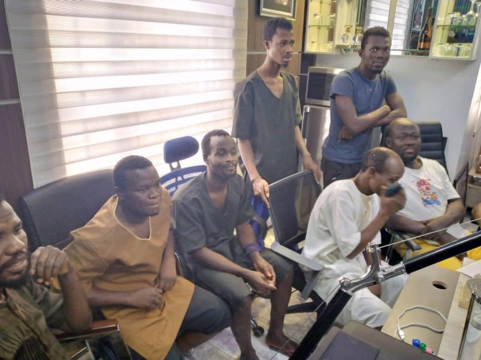 DSS releases eight of 12 detained Igboho?s associates