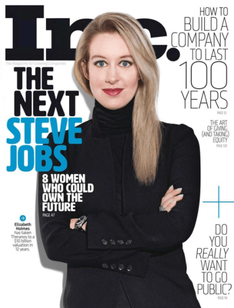 One-time billionaire, Elizabeth Holmes facing 20 years in prison for fraud