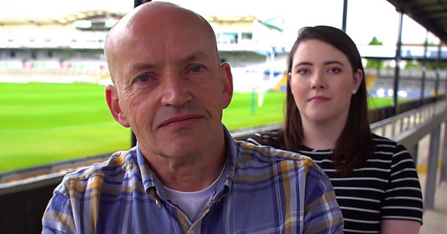 British man narrates how he told his daughter she can
