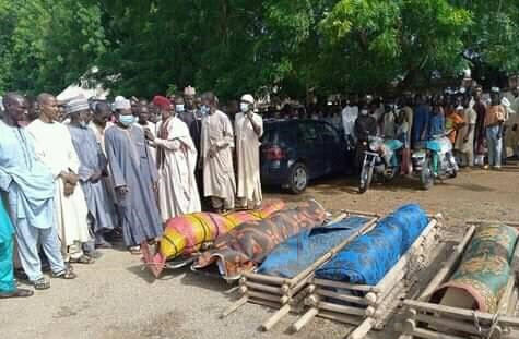 Five youths die while conveying corpse of cholera victim from Lagos to Sokoto
