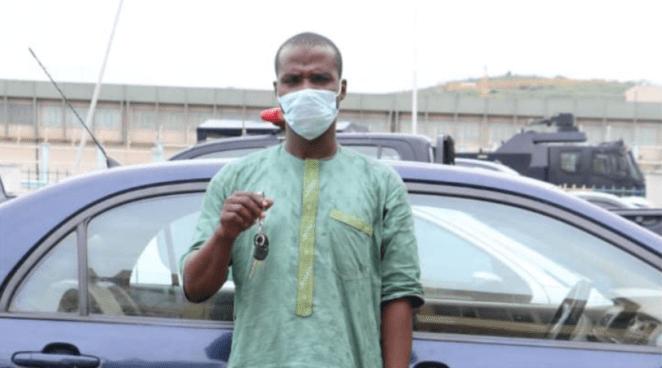 Notorious Abuja car thief arrested in Zamfara