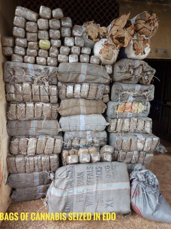 Female ex-convict, graduate arrested as NDLEA intercepts 24, 311kgs heroin at Lagos airport, Tincan seaport