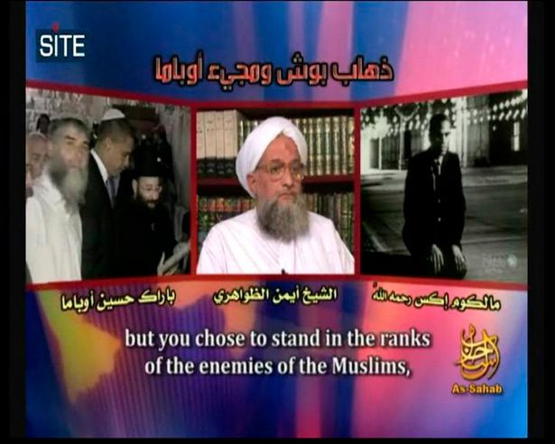 Al-Qaeda chief appears in video praising his group on 9/11 anniversary, despite claims of him being dead