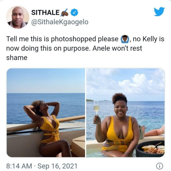 Kelly Rowland gives epic response after a South African radio host called her ugly