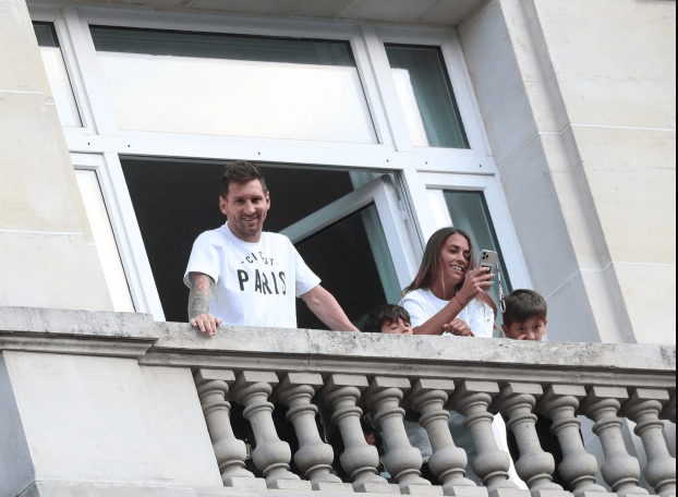 Lionel Messi is struggling in Paris as he's yet to find a family home, reveals PSG pal Di Maria