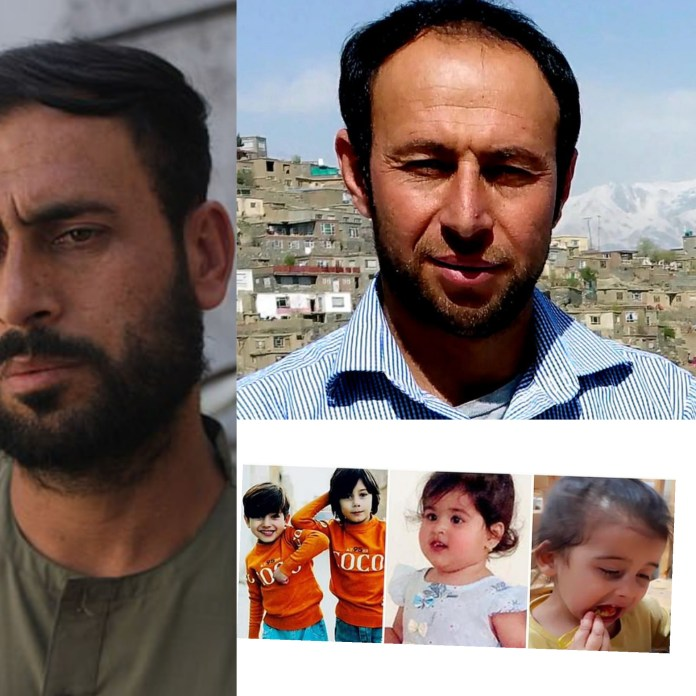 Relatives of innocent Afghan family killed by US drone strike say they want monetary compensation and resettlement in US