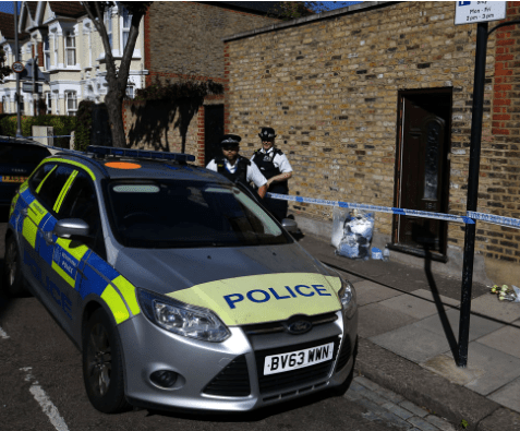 UK police plead for information on