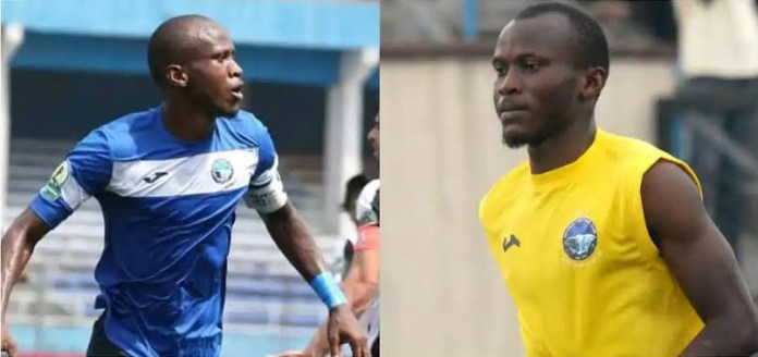 CAF reduces Enyimba Captain Austin Oladapo?s doping ban from 1 year to six months