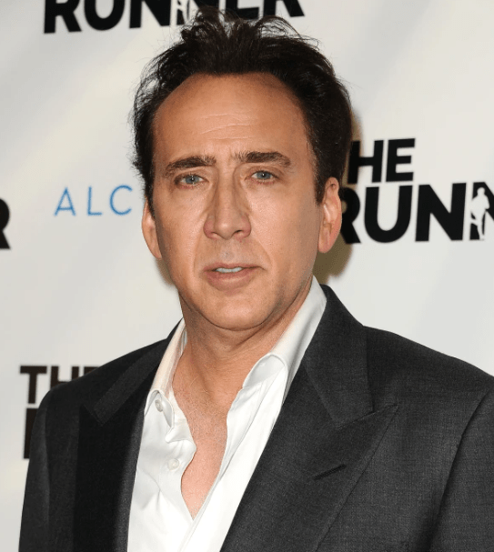 Drunk Nicholas Cage mistaken for homeless man as he