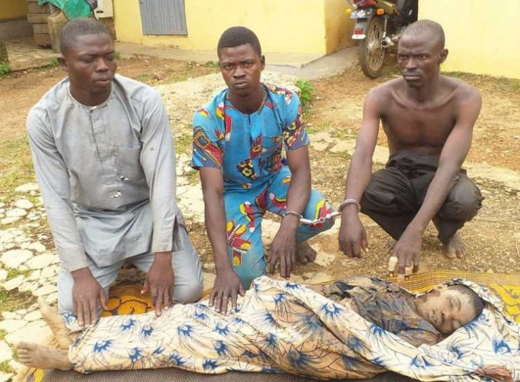 Man slaughters his 14-year-old brother for money ritual in Kwara