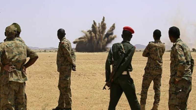 Sudan military repels Ethiopian military troops after they reportedly advanced into border territory