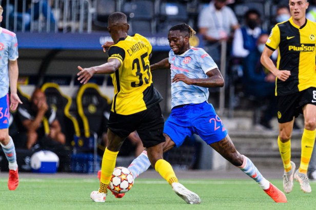 Manchester United star Aaron Wan-Bissaka handed two-match European suspension