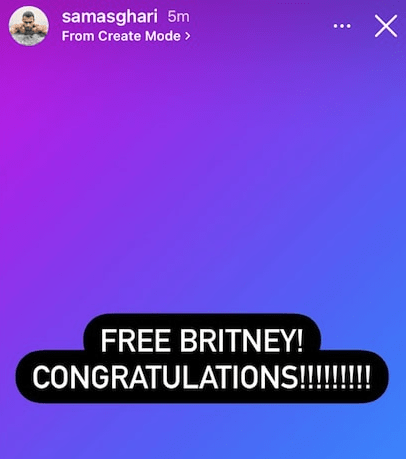 Jamie Spears suspended as conservator in a huge victory for Britney Spears