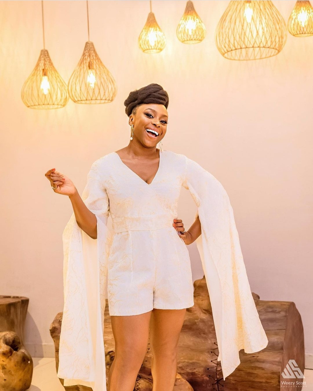 Chimamanda Ngozi Adichie shares photos from her 44th birthday celebration