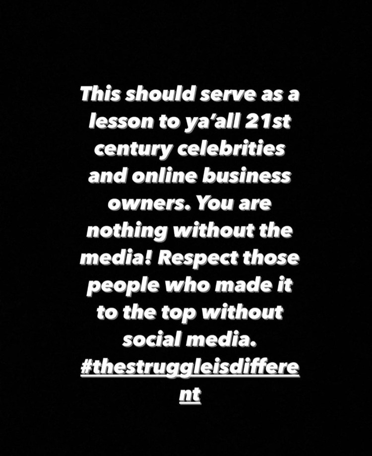 """""""Respect those who made it without social media"""" Yomi Casual tells"""