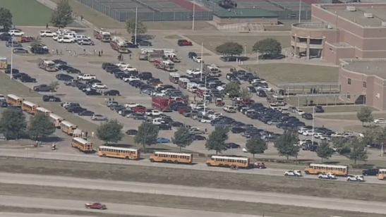 Texas school on lockdown, multiple injuries reported amid reports of an active shooter situation