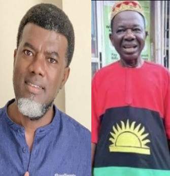 Nigeria can?t have peace without justice - Reno Omokri condemns arrest of Chiwetalu Agu