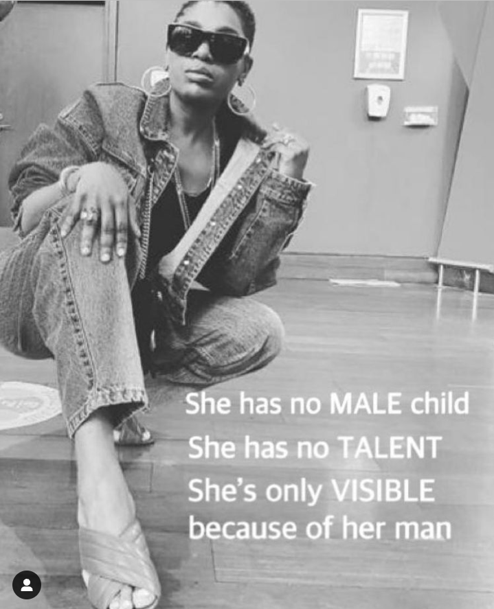 #NobodyLikeWoman: Nigerian female celebrities reveal some of the negative things they