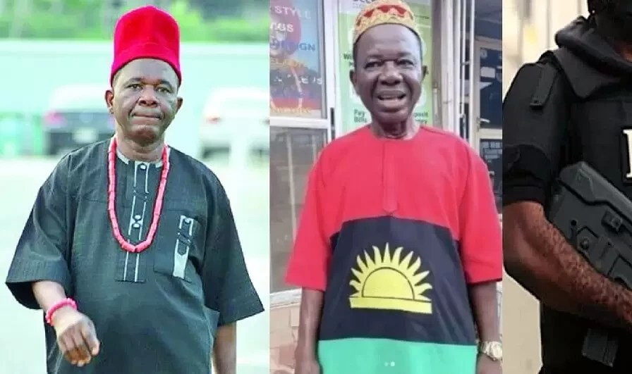 DSS allegedly moves actor Chiwetalu Agu to Abuja