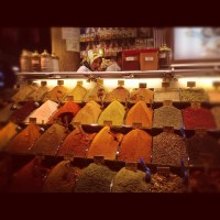 Taste of Turkey Part VIII - Spice Bazaar