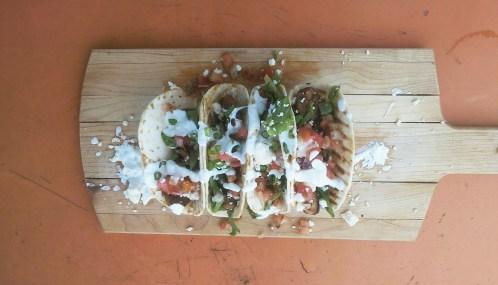 shrimp tacos food travel jamaica