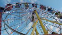 ferris wheel county fair travel pennsylvania