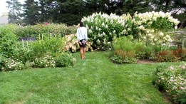 New York Botanical Garden travel alexis chateau jamaican woman in nyc
