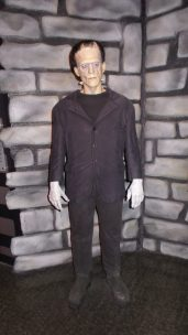 Frankenstein - NYC - Wax Museum