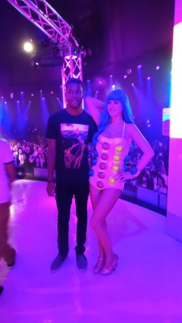 Katy Perry - Wax Museum - NYC