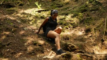 hiking state park salt spring travel alexis chateau jamaican travel blogger