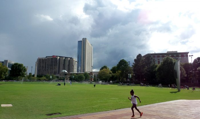 Downtown Atlanta, Centennial Park
