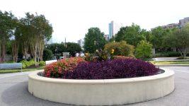 A Fountain of Flowers, Atlanta GA