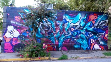 graffiti inman park little five points