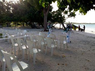 wedding marriage good hope beach jamaica travel adopt don't shop