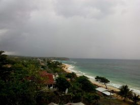 Long Bay in Jamaica