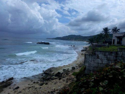 Long Bay Beach in Jamaica