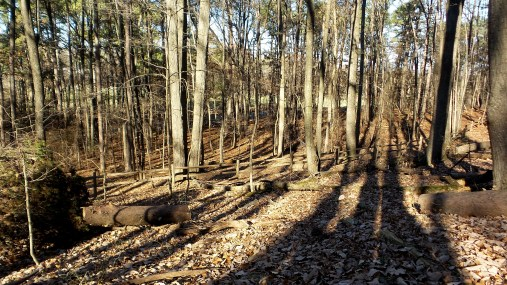 Kennesaw mountain hiking trail
