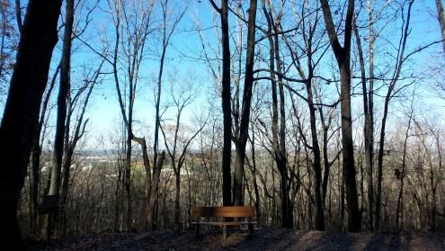 hiking trail travel